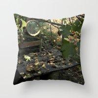 otoño Throw Pillow