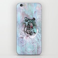 Illusive By Nature (Blue) iPhone & iPod Skin