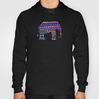 Colourful Layers  - JUST… Hoody