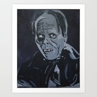 Phantom of the Opera Art Print