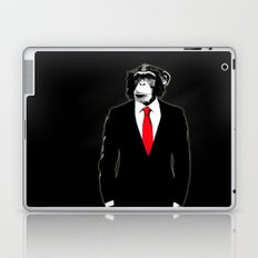 Domesticated Monkey Laptop & iPad Skin