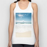 The Voice Of The Water Unisex Tank Top