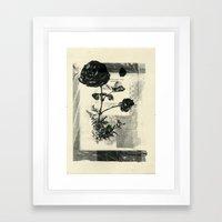 The Art Of Flower Arrangement 1 Framed Art Print