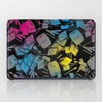 CMYK iPad Case
