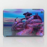 sea city iPad Case