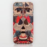 Illustrated Dreams iPhone 6 Slim Case