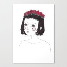 Esther Canvas Print