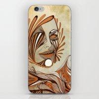 The Sea & The Sun iPhone & iPod Skin