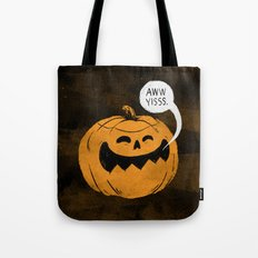 Pumpkin Season Tote Bag