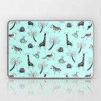 Safari Mint Laptop & iPad Skin