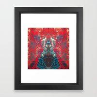 FX#505 - Kryptonian Oblo… Framed Art Print