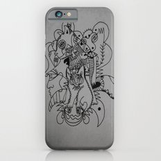 feline iPhone 6 Slim Case