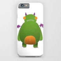 Green Monster iPhone 6 Slim Case