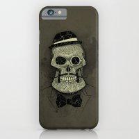 Old Skull iPhone 6 Slim Case