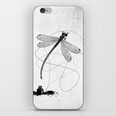Here, There & Back Again. iPhone & iPod Skin