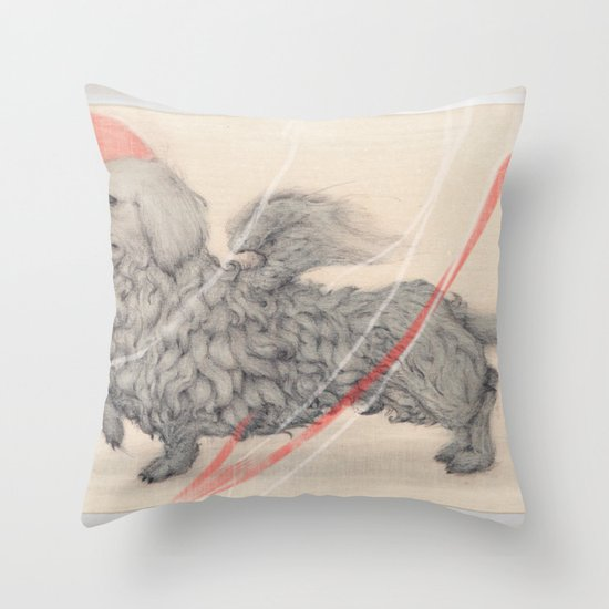 Cecil Throw Pillow