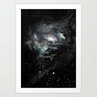 There Is No Reason Not T… Art Print