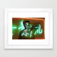 Jason Landry No. 1 Framed Art Print