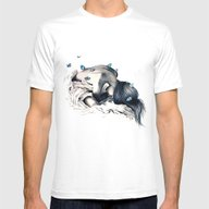 Bodysnatchers  Mens Fitted Tee White SMALL
