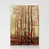 It´s Autumn Again Stationery Cards