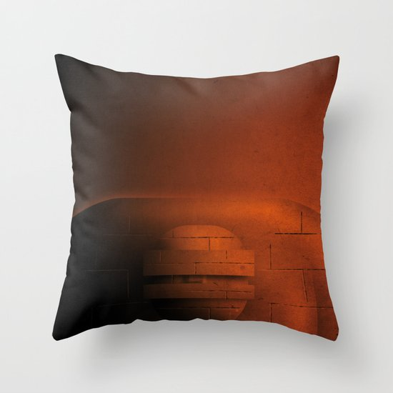 Smooth Heroes - The Thing Throw Pillow