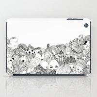 Human Jungle  iPad Case