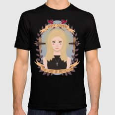 Buffy Summers Mens Fitted Tee Black SMALL