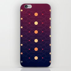 Connecting the dots iPhone & iPod Skin