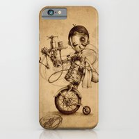 iPhone & iPod Case featuring #5 by Paride J Bertolin