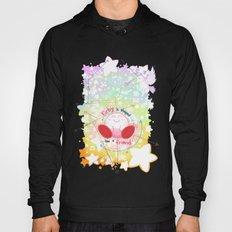 Kirby is shaped like a friend (shirt) Hoody