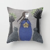 Launch Day Throw Pillow