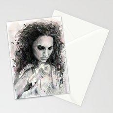 Black Swan - Natalie Portman Stationery Cards
