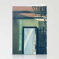 I See Rainbows Everywher… Stationery Cards