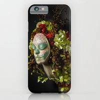 Acorn Harvest Muertita iPhone 6 Slim Case