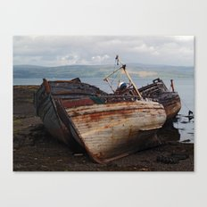 Hulks Canvas Print