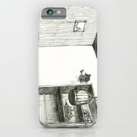 iPhone & iPod Case featuring Moon Hunting by Nayoun Kim