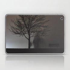 Behind the Tree Laptop & iPad Skin