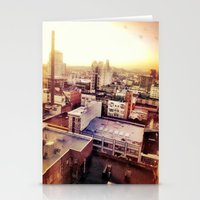 San Fransisco Stationery Cards