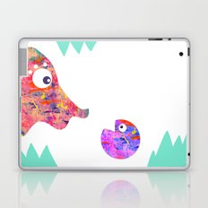 miss you, YOU! Laptop & iPad Skin