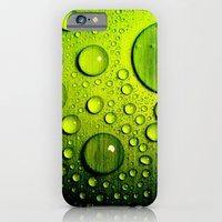 iPhone & iPod Case featuring Green by DavidK