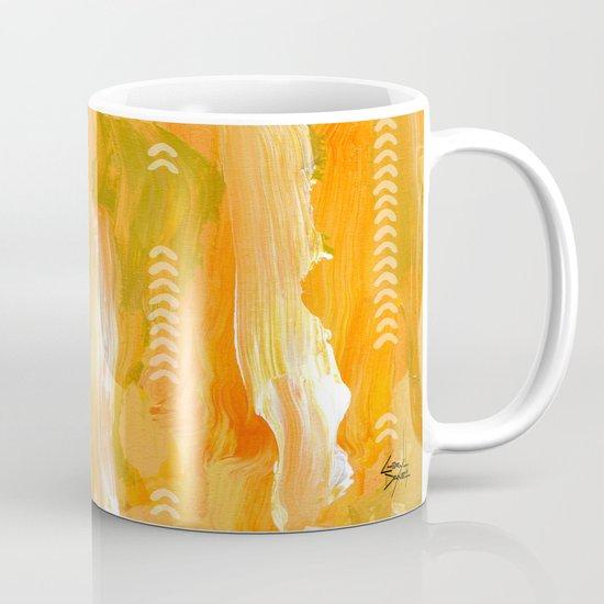 LYRIC | gold Mug