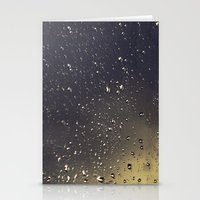 Glass Stationery Cards