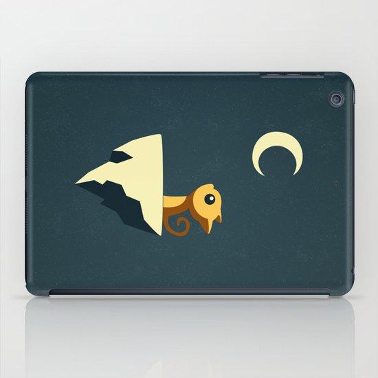 Moon Cat iPad Case