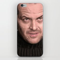 Jack Torrence iPhone & iPod Skin