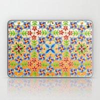 Decorative Tangerine Got… Laptop & iPad Skin