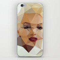 Monroe. iPhone & iPod Skin