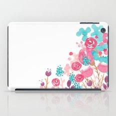 Blush Blossoms iPad Case