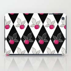 Abstraction.Berry-raspberry.  iPad Case