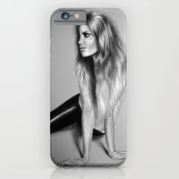 iPhone & iPod Case featuring + CRAWL + by Sandra Jawad
