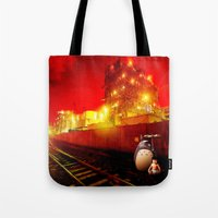 Miracles of Modern Science Tote Bag